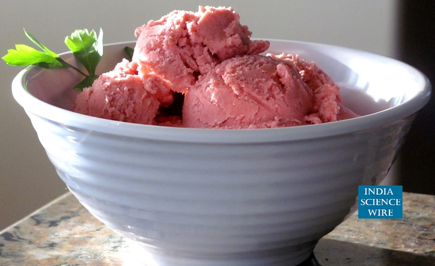 Indian food researchers make ice cream healthier--India Science Wire